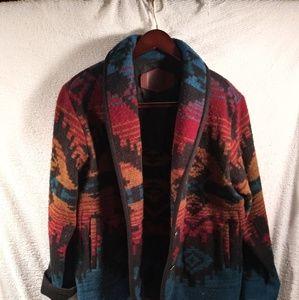 Woolrich Woman Blanket Coat